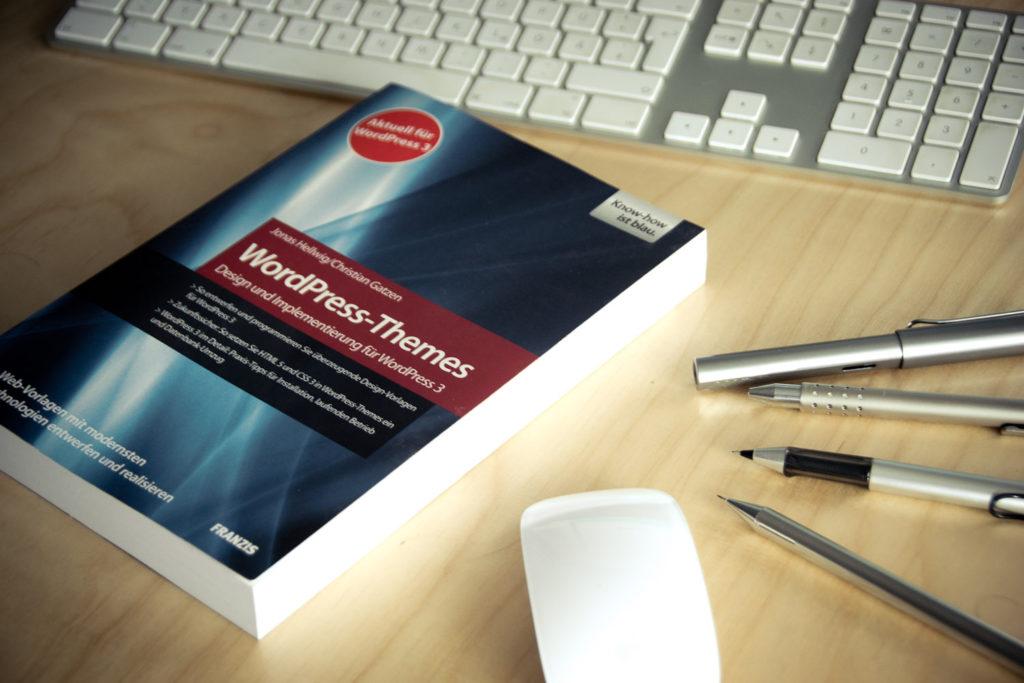 Buch über WordPress: jetzt kann ja nichts mehr schief gehen