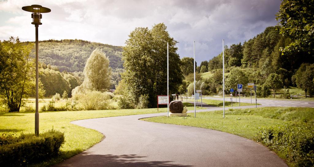 Ausgangspunkt: Parkplatz am Heiligenstädter See
