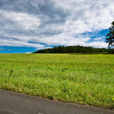 Abwechslungsreiche Wege auf der MTB Route 1 um Heiligenstadt