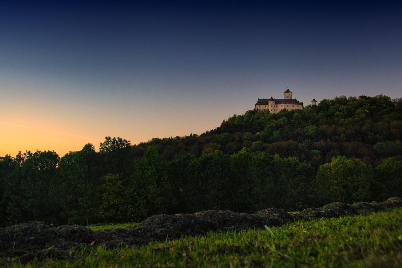 Schloss Greifenstein bei Heiligenstadt
