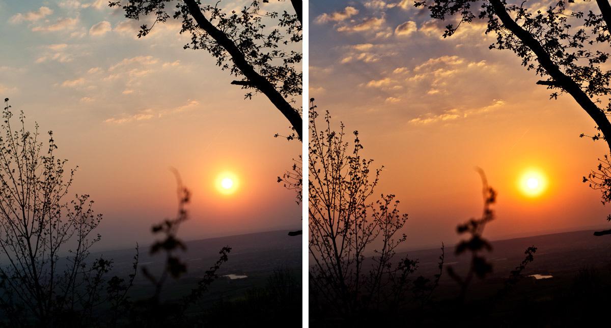 Fotowettbewerb: Vorher/Nachher
