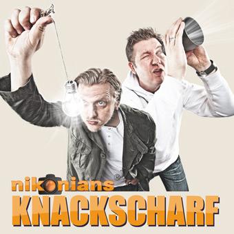Knackscharf-Tour 2011: Auf der Jagd nach dem Licht