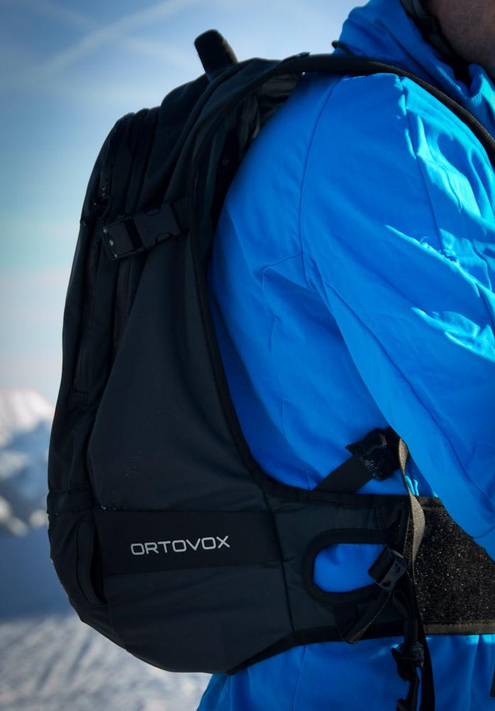 Der Ortovox Free Rider 26 im Profil