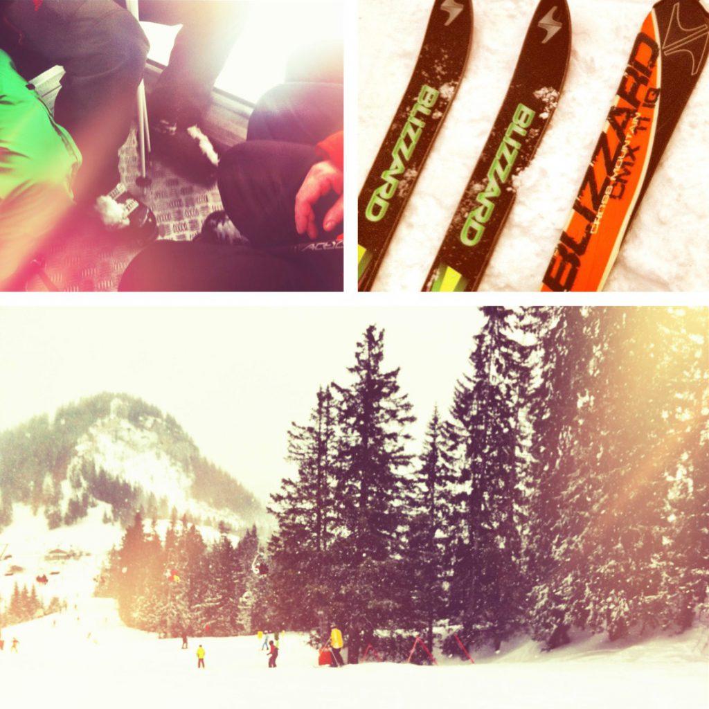 Skifahren in Garmisch-Classic