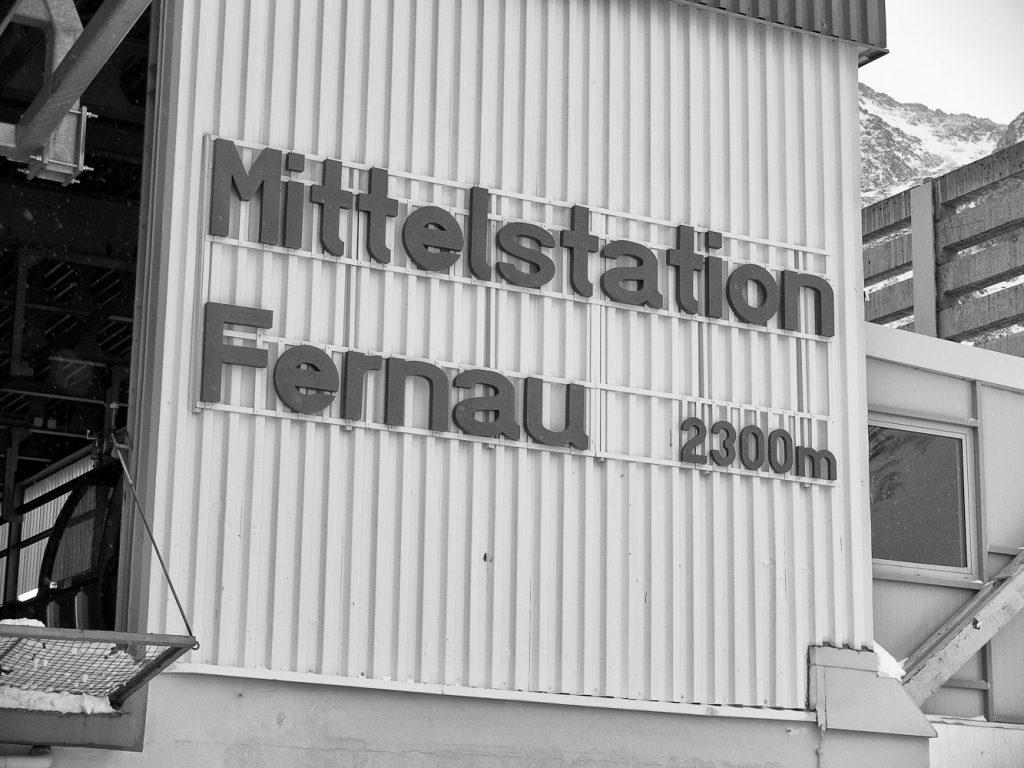 Mittelstation Fernau