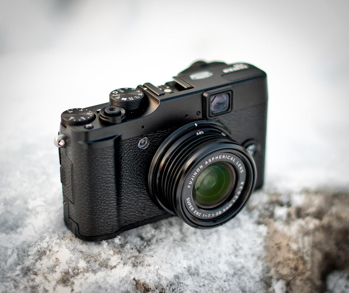 """Die """"Neue"""" in meiner Tasche: Fujifilm X10"""