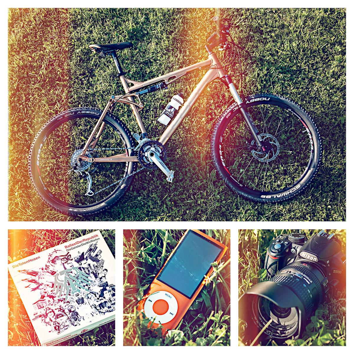 Four Things I Like