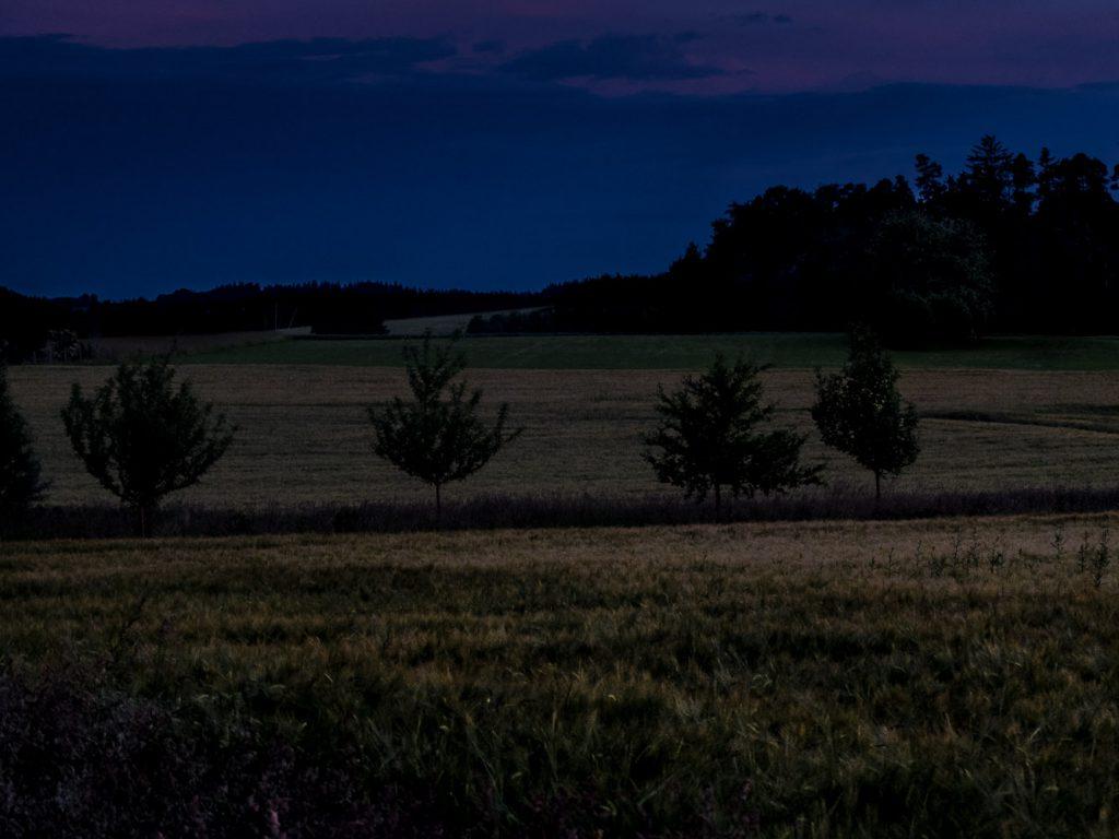 Die Nacht ist gekommen – bei Kemmathen