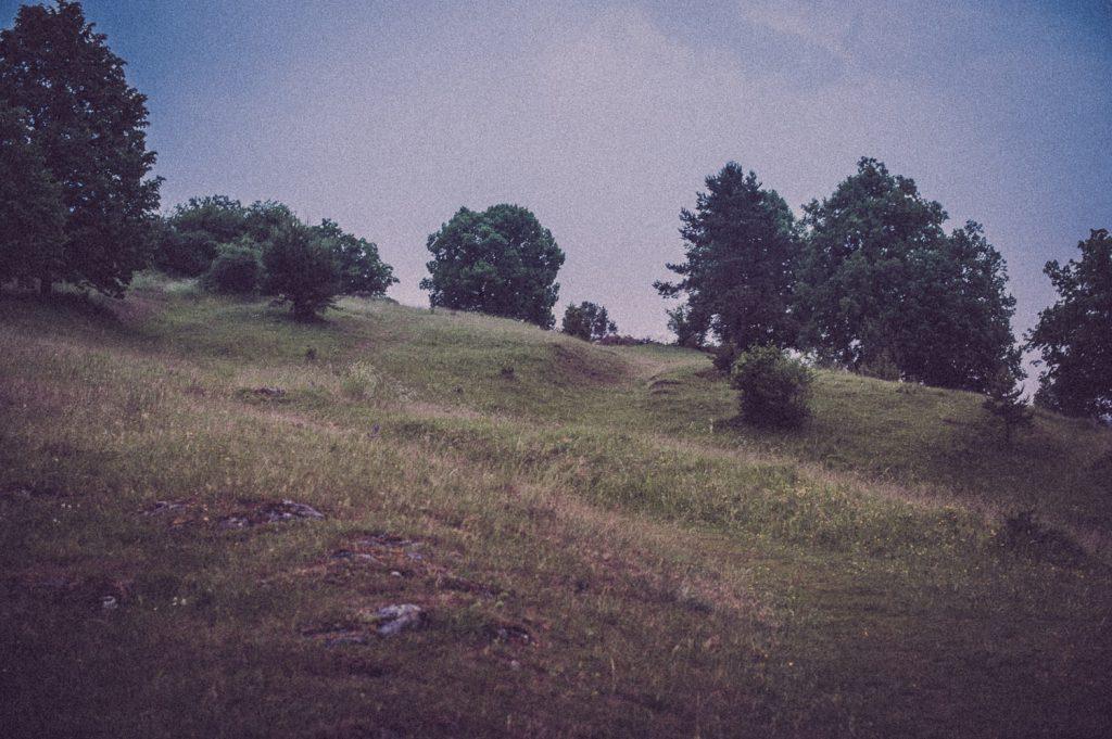 Hochfläche an der Finkenleite in Pottenstein