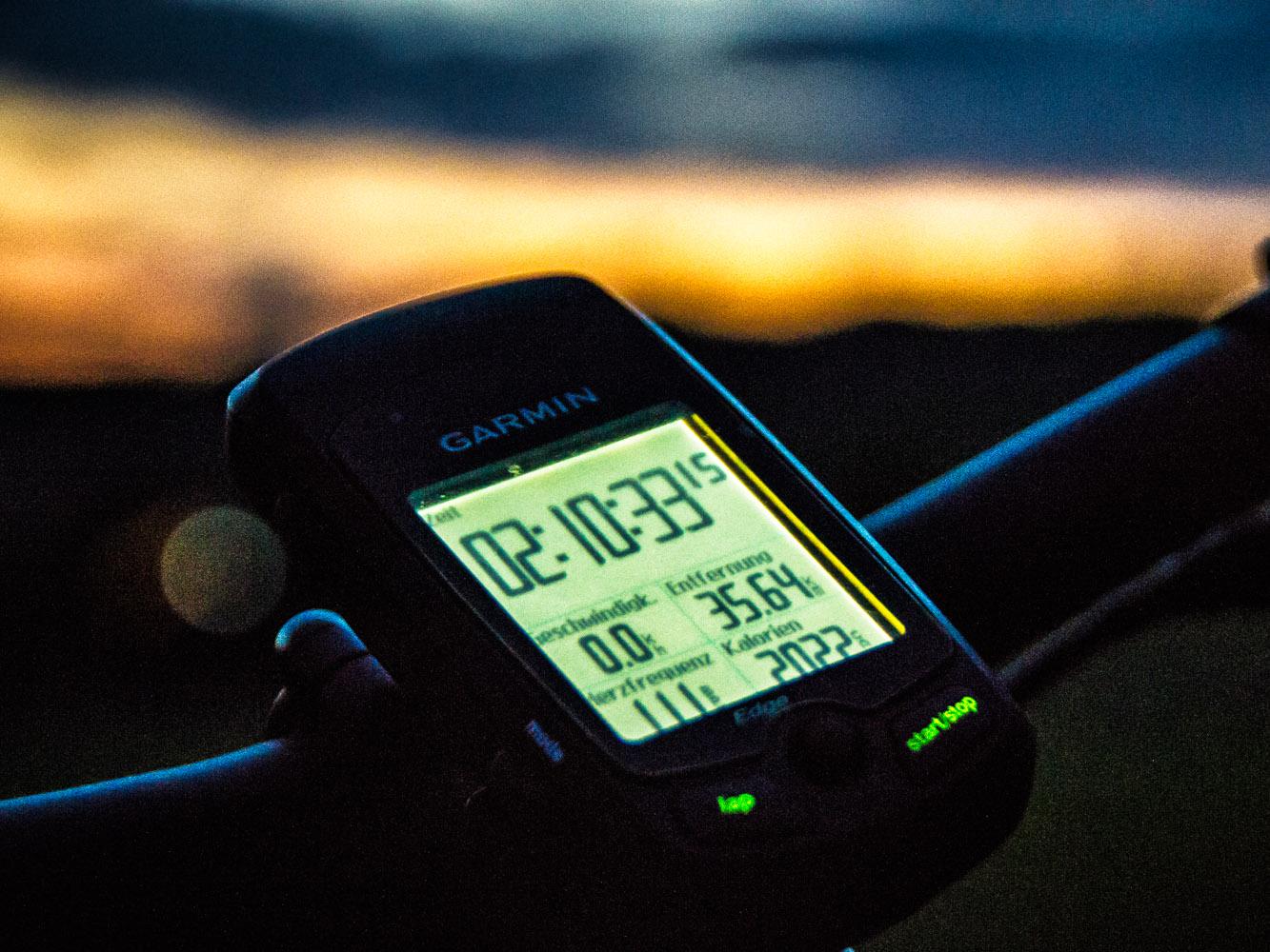 Garmin, Navigation, MTB und Service oder so