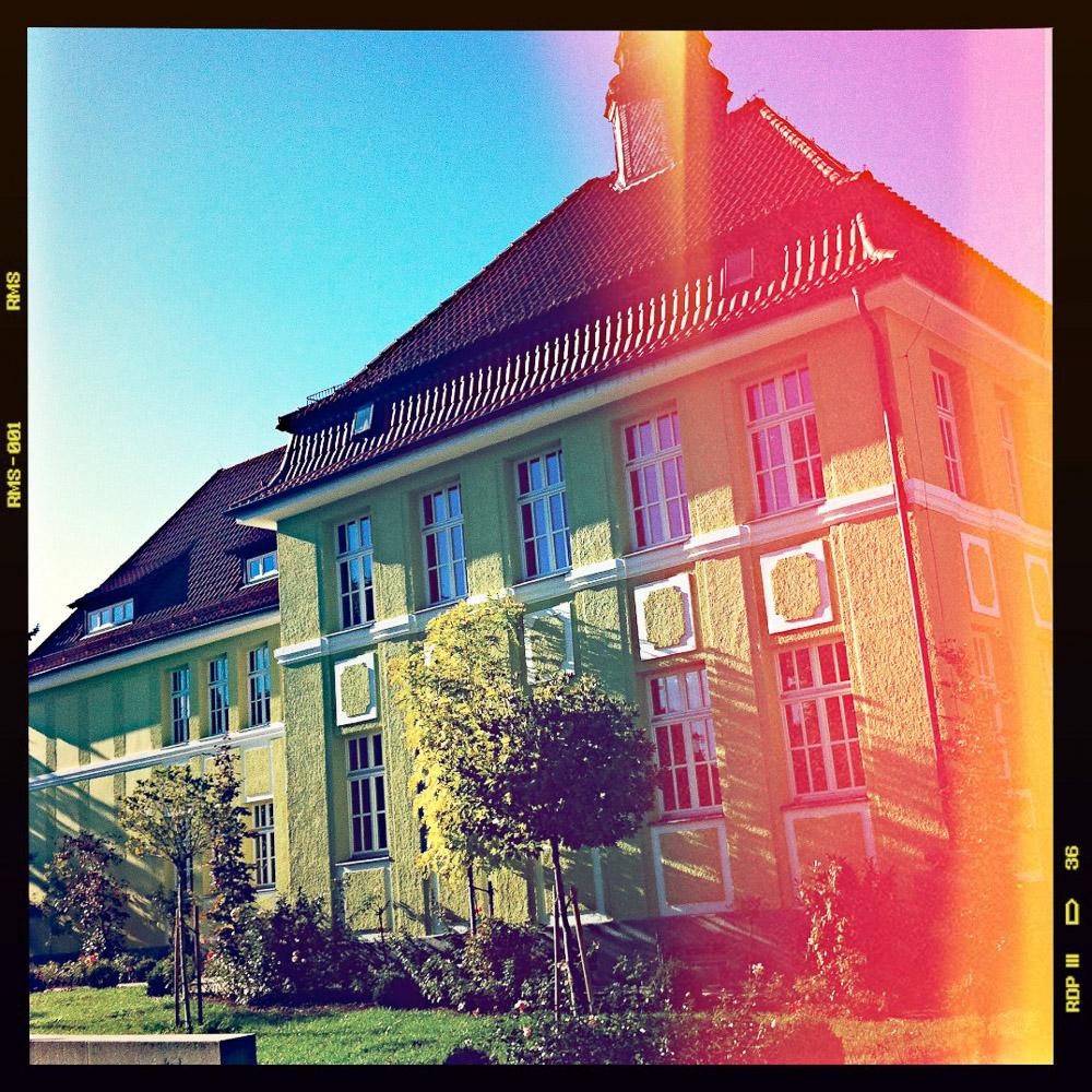 Das Rathaus in Ebermannstadt