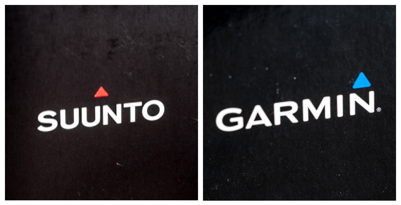 Suunto vs. Garmin