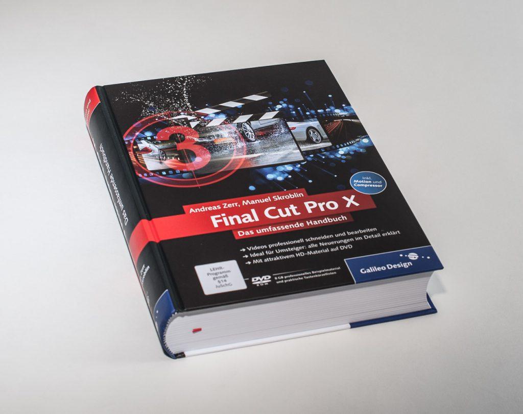 Das umfassende Handbuch für Final Cut Pro X
