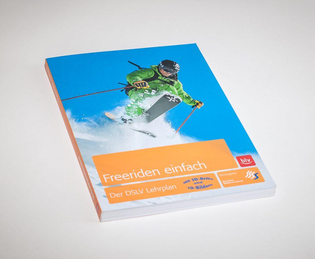 Buch über Freeriden