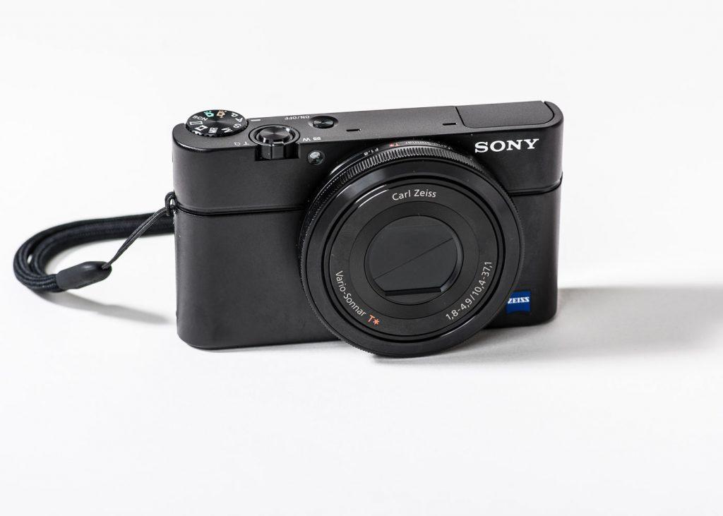 Kompakt und Hochwertig. Die Sony DSC RX100