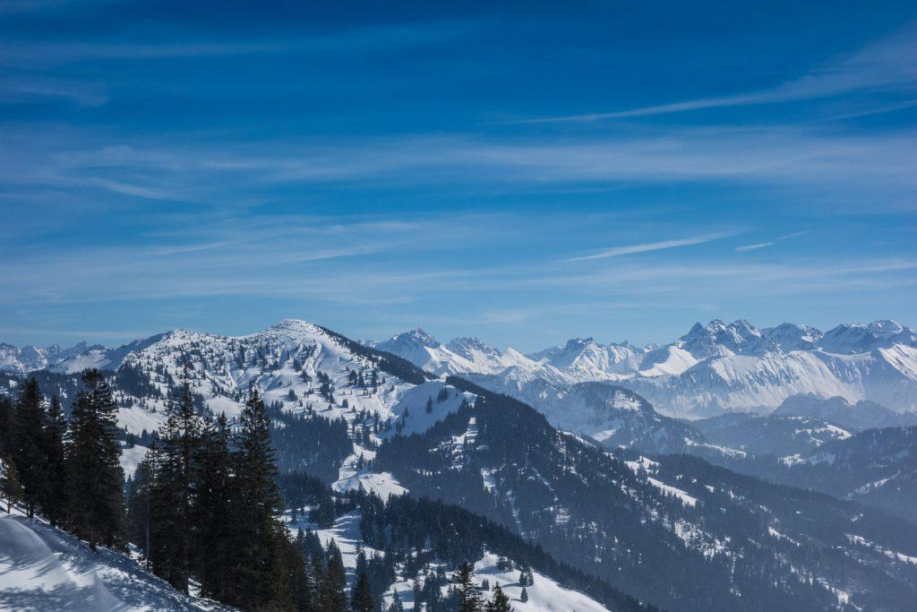 In den Allgäuer Alpen