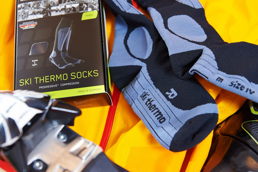 Angetestet: CEP Ski Thermo Socks