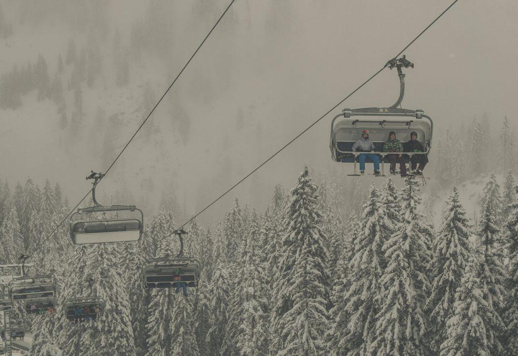 Skitag vor der Höhenmeter-Challenge