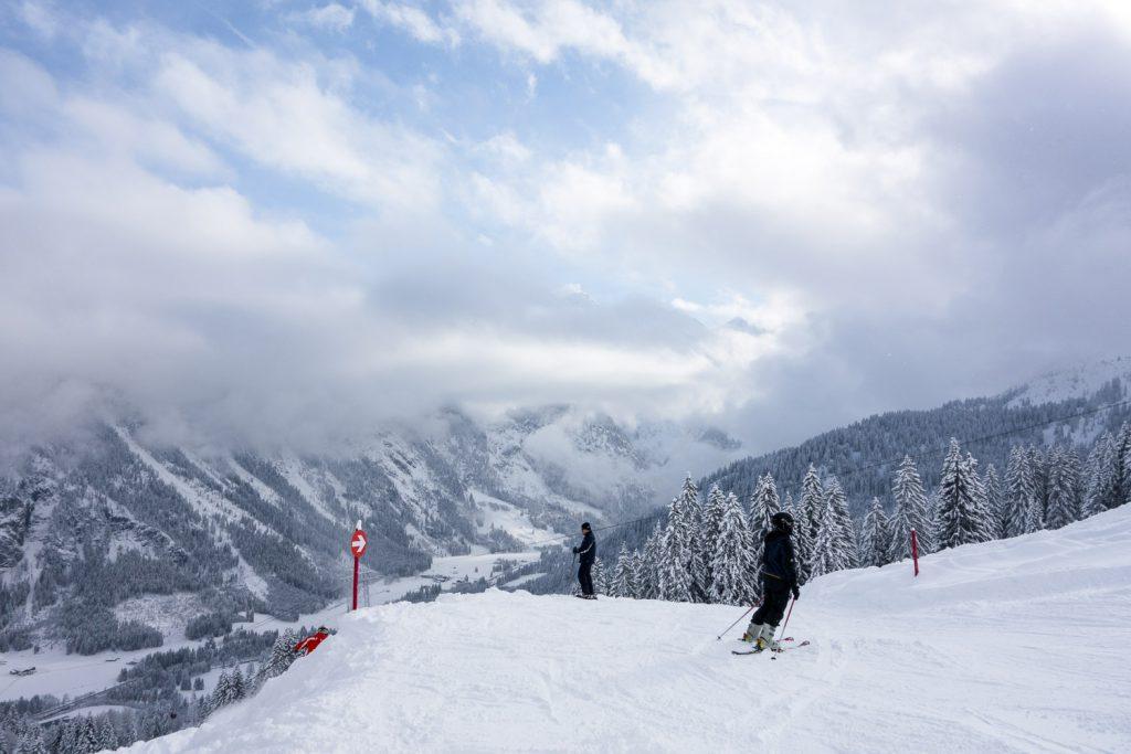 Neuschnee am Fellhorn