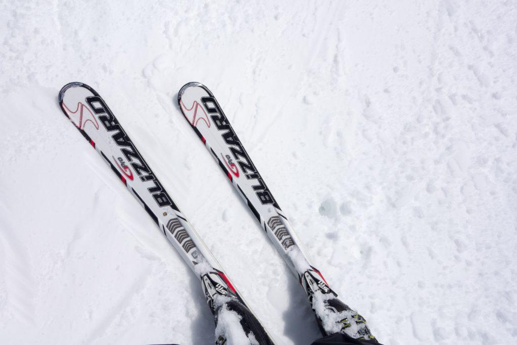 Immer gut damit gefahren: meine Blizzard-Ski