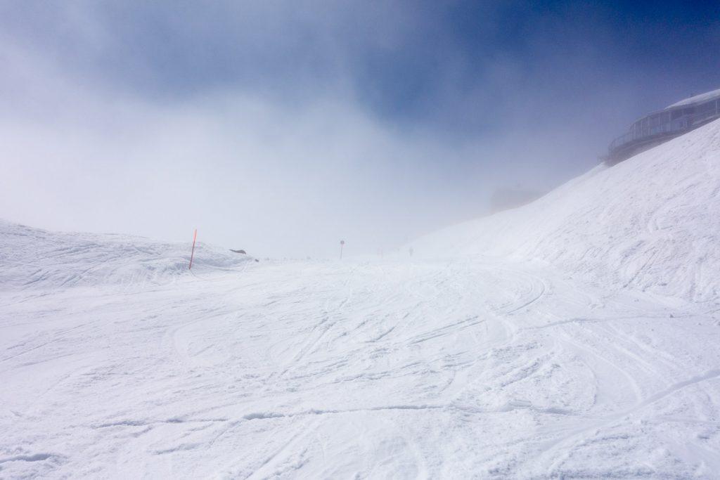 Unterwegs am – na wo wohl –Nebelhorn