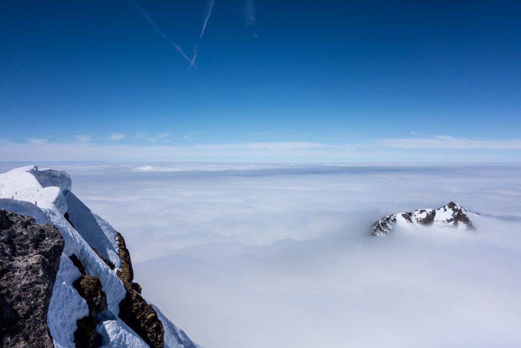 Im Frühling am Nebelhorn