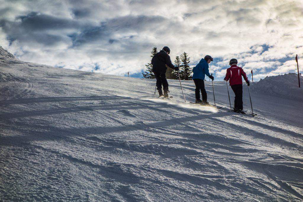 Rückblick auf die Bergscout Challenge 2012/2013