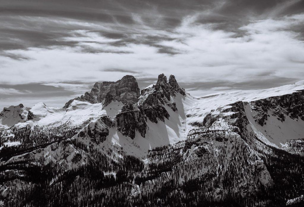 """""""Die Dolomiten sind halt die Dolomiten. Da ka ma nix machen."""" Zitat Pauli Hellweger"""