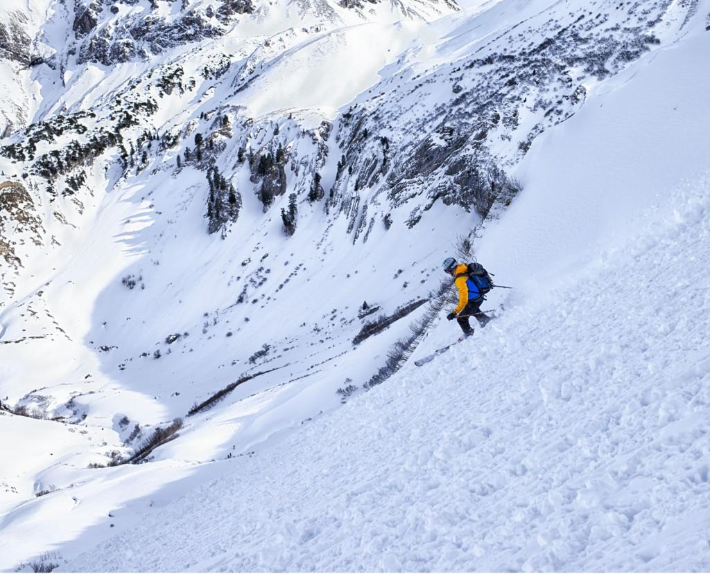 Skitour Höferspitze