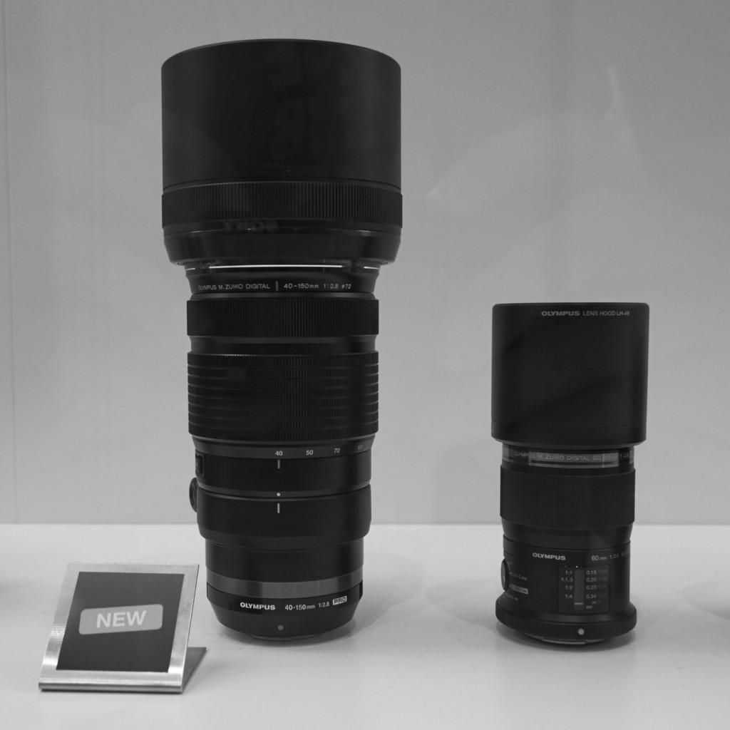 Ein Blick auf das neue Olympus M.ZUIKO Digital 40-150 mm f/2.8 Pro