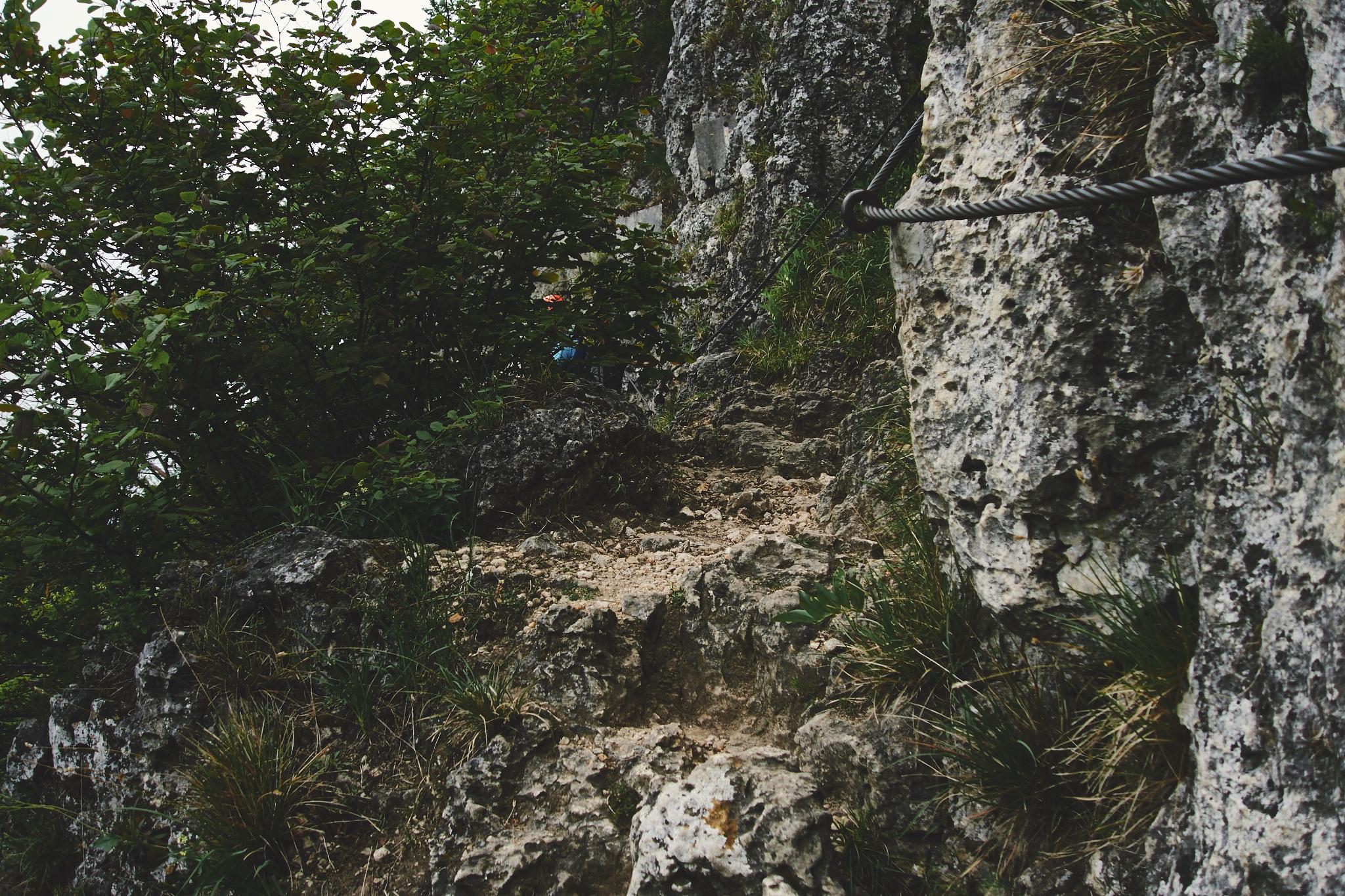 Klettersteig Höhenglücksteig : Klettersteig altmühltaler abenteuerpark in beilngries