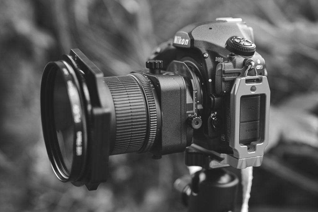 Landschaftsfotografie mit der Nikon D850 und dem Nikon PC-E NIKKOR 24mm / 3,5D ED Tilt/Shift Objektiv