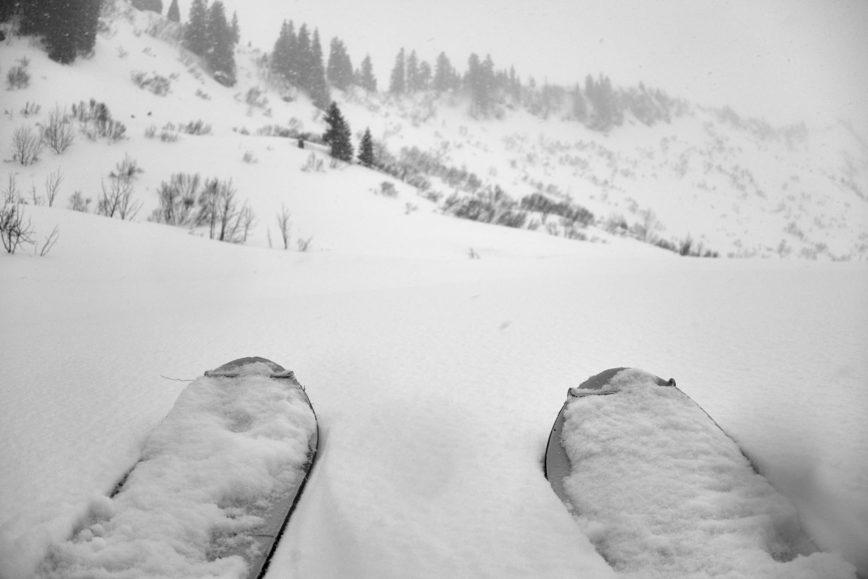 Skitour am großen Ochsenkopf